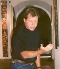 Tim Anderson im Kunstkontor